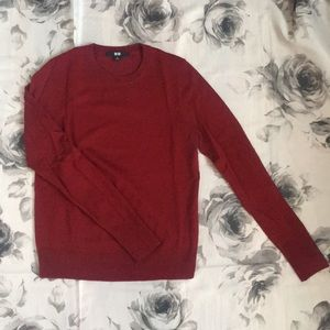 Uniqlo Merino Wool Crew Neck Sweater